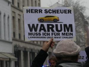 Andreas Scheuer - warum?