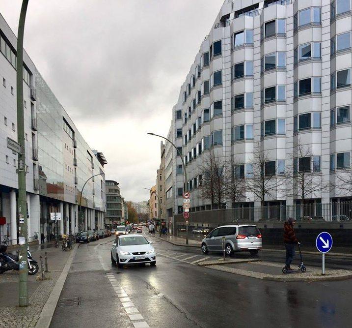 Brückenstraße, Berlin