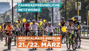 Kidical Mass fahrradfreundliche Netzwerke