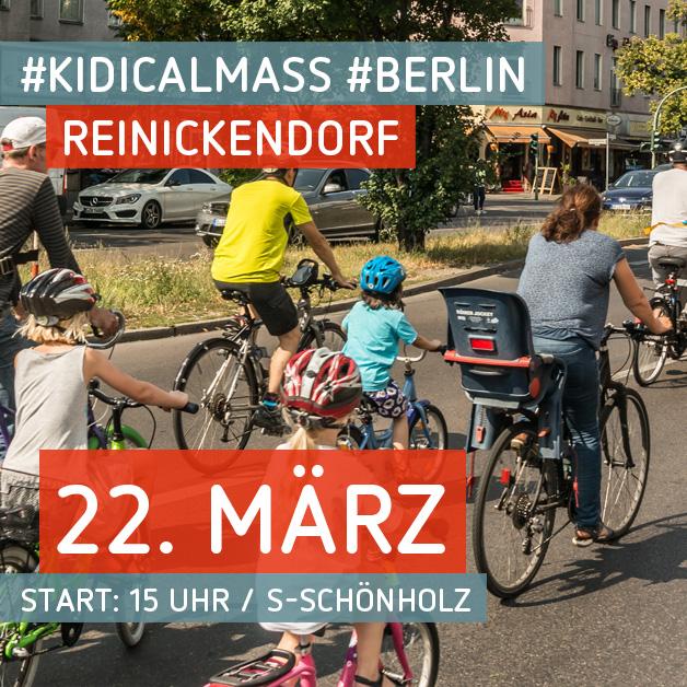 Kidical Mass Reinickendorf