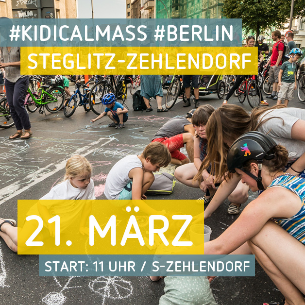 Kidical Mass Steglitz-Zehlendorf