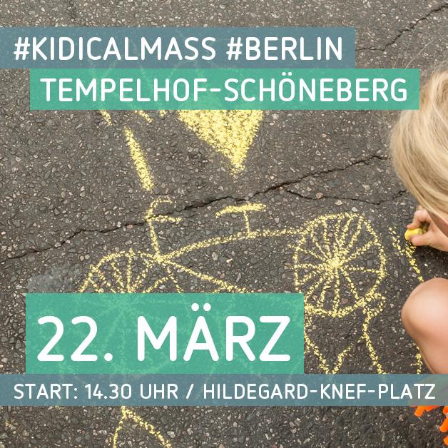 Kidical Mass Tempelhof-Schöneberg