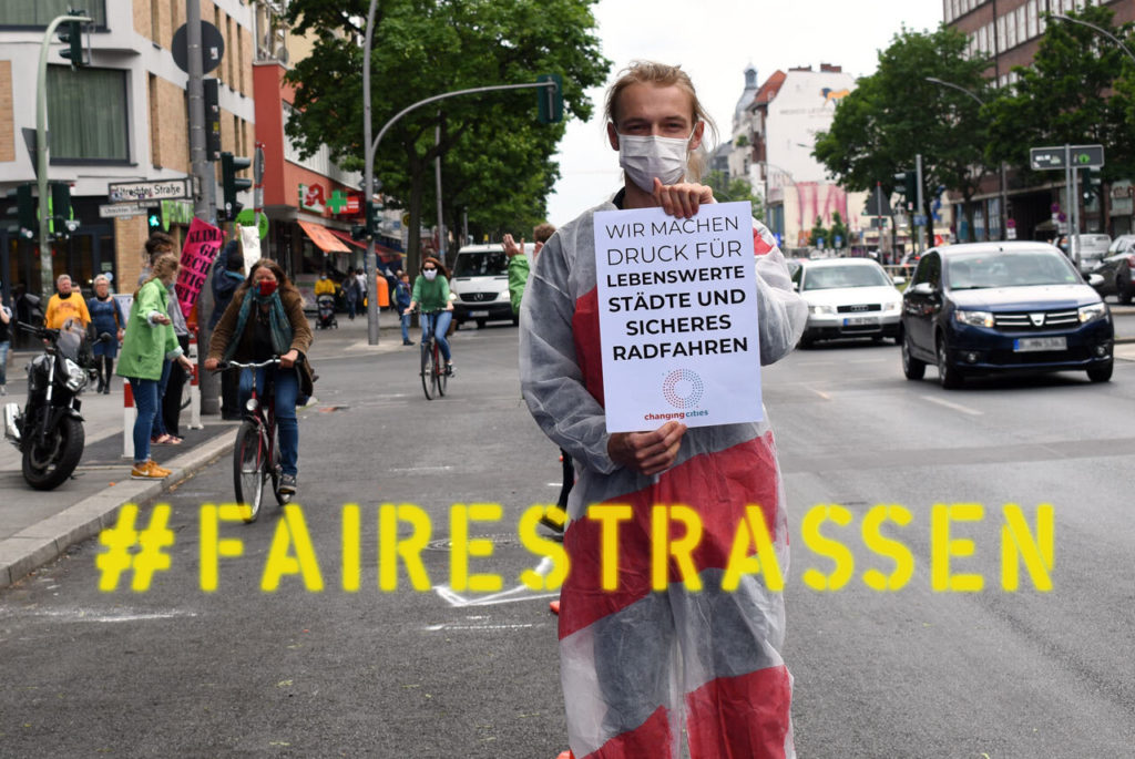#FaireStraßen