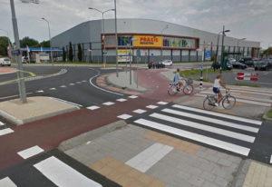 Niederländische Kreuzung