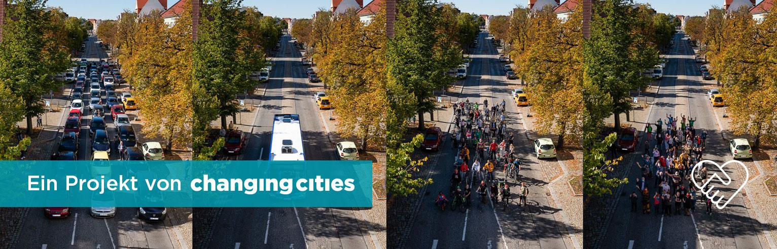 Verkehrswende Oranienburg im Changing Cities e.V.