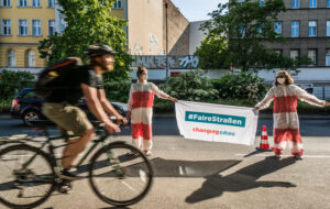 Pop-up mit Changing Cities